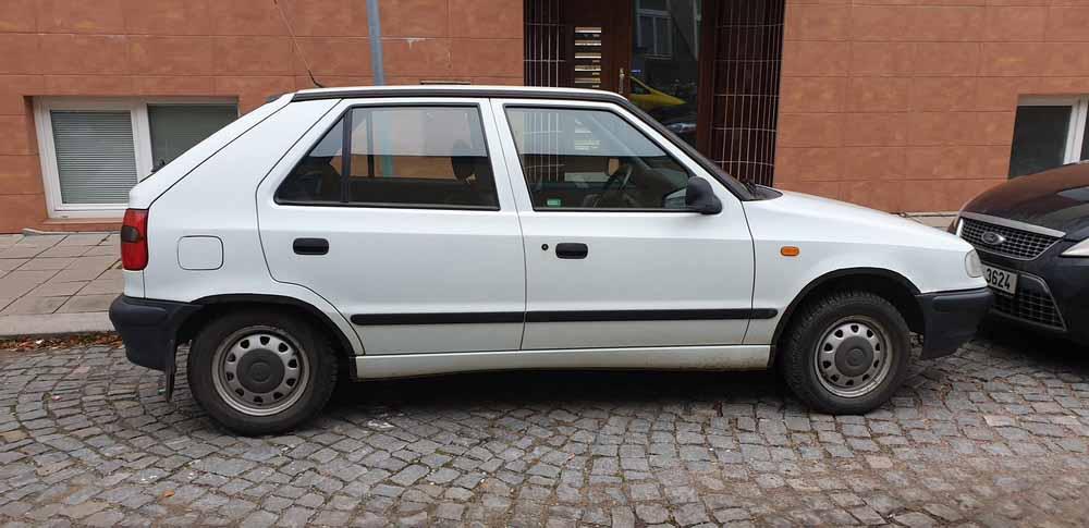 Škoda Felicia – ekonomické řešení dopravy